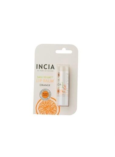 Incia Incia Portakallı Dudak Besleyici Lip Balm 6 Gr Renksiz